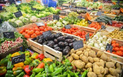 Grass Valley and Nevada City Farmer's Markets