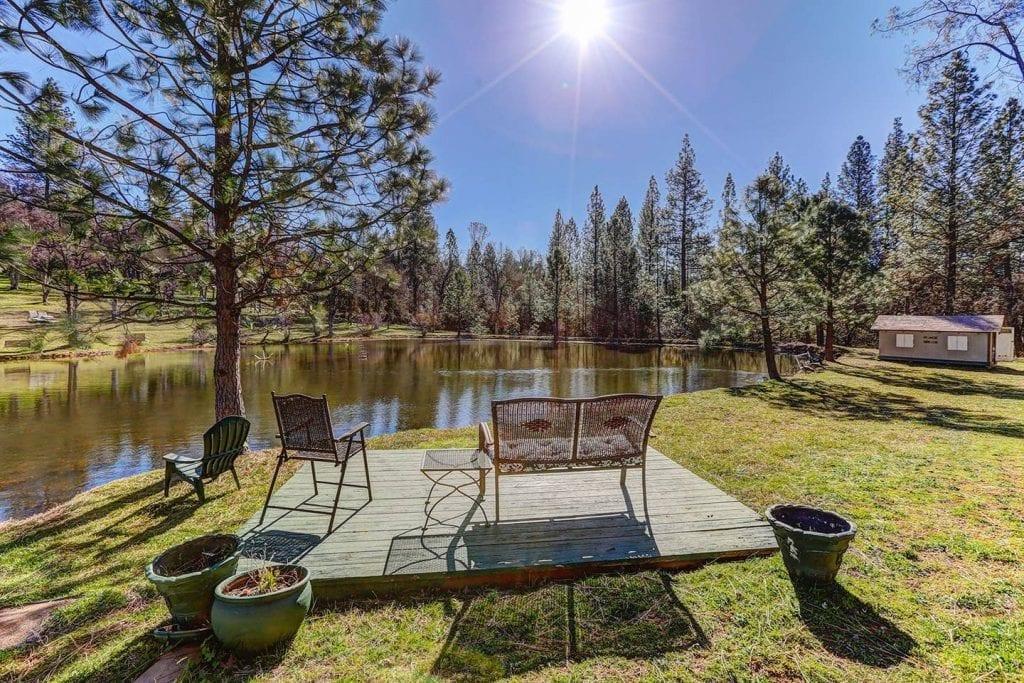 Three Ponds Airbnb