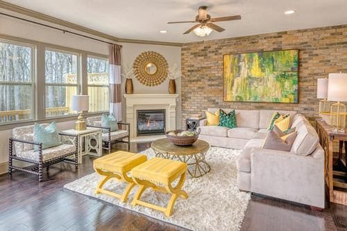 Hot Home Trend: Yellow